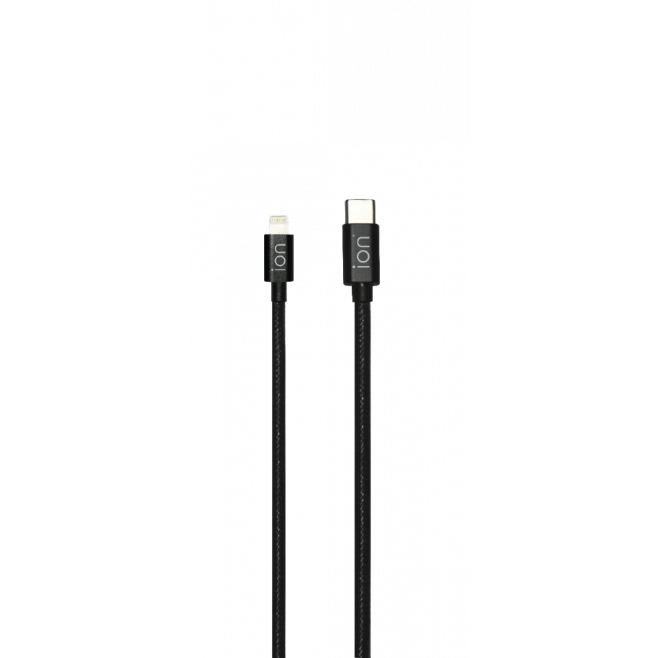 3A Fast Sync and Charge Type C to Lightning USB Cable 1.2M
