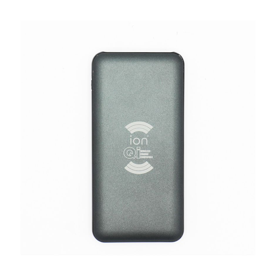 3 in 1 18W Type C PD 3.0 Quick Charge 3.0 Dual USB Output with 10W Qi Wireless Fast Charge 10000mAh Portable Power Bank