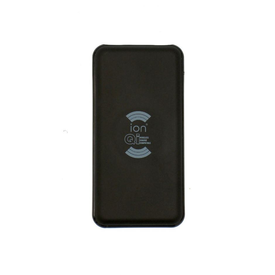 Quick Charge 3.0 Dual USB Qi Wireless Charge 10000mAh Lithium Polimer Power Bank